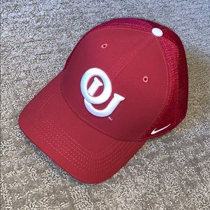 Nike Oklahoma Sooners Hat Fitted